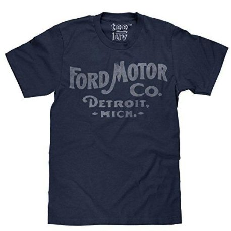 Ford_Motor_CO_Detroit_Michigan_T-Shirt