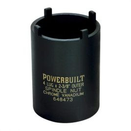 Powerbuilt 648473 Spindle Nut Socket