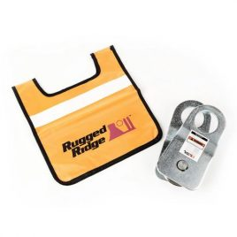 Rugged Ridge Snatch Block with Damper Kit