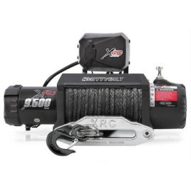 Smittybilt XRC 9.5K Winch With Synthetic Rope