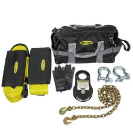Smittybilt Premium Winch Accessory Bag/Kit