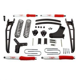 Tuff Country Performance 4-Inch Lift Kit P/N 24865KN