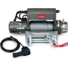 Warn 27550 XD9000i Self-Recovery 9000lb Winch