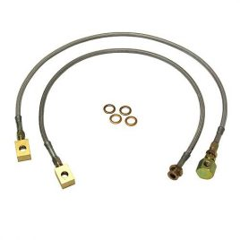 Skyjacker 8-Inch Lift Stainless Steel Brake Lines '89-'97 Ranger