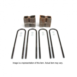 Skyjacker 3.5-Inch Lift Blocks & U-Bolts P/N BUK3526
