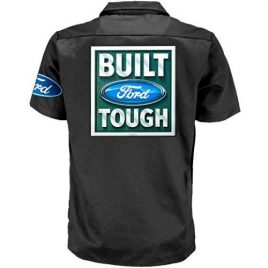 Built Ford Tough – Dickies Short Sleeve Work Shirt