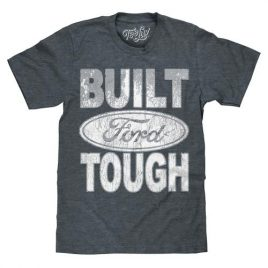 Built Ford Tough Licensed T-Shirt – Classic Look