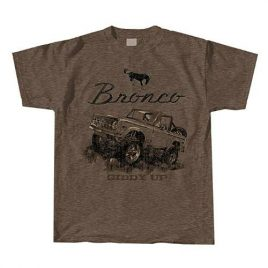 Ford Bronco Short Sleeve T-shirt
