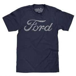 Ford Signature T-Shirt – Soft Touch Fabric
