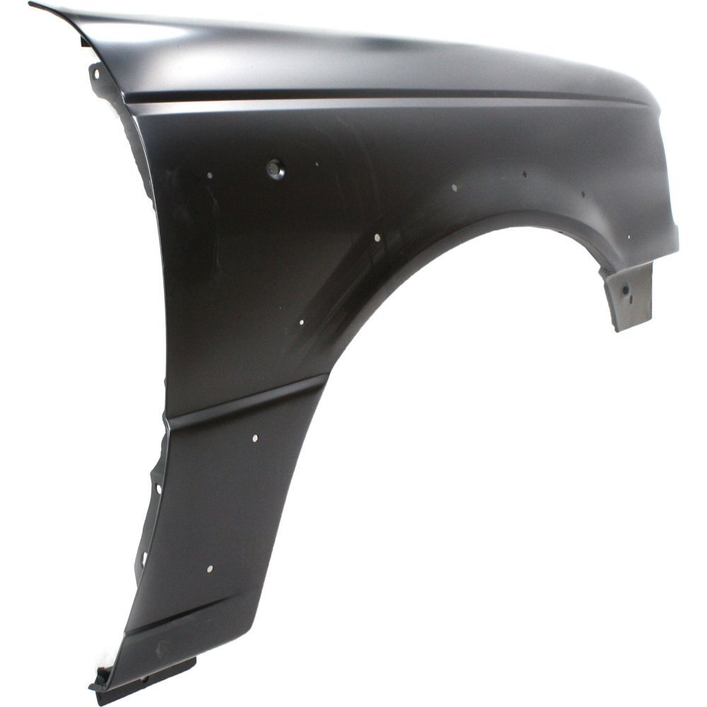 Front Fender LH Side Without Wheel Opening Molding Holes Fits Ranger FO1240237