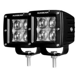 Auxbeam 3-Inch 20W Philip LED Light Cubes (Pair)