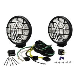 KC HiLiTES Apollo 9150 6-Inch 100w Spot Light System