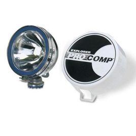 Explorer Pro Comp 9003 6-Inch Chrome 100W Spot Beam