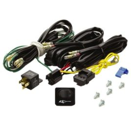KC HiLiTES 6315 Wiring Harness W/ 40 Amp Relay & LED Rocker Switch