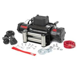 Rough Country 9,500Lb PRO Series Electric Winch w/Steel Cable