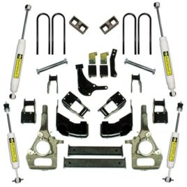 2000-2010 Ford Ranger 4×4 Superlift 4-Inch Suspension Lift Kit