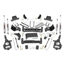 1998-2011 Ford Ranger Rough Country 5-Inch Lift Kit