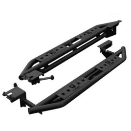 1999-2011 Ford Ranger Super Cab Tyger Auto Textured Black Star Armor Nerf Bars