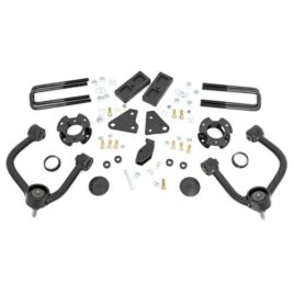 2019-2020 Ford Ranger Rough Country 3.5-Inch Leveling Kit