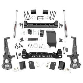 2019-2020 Ford Ranger Rough Country 6-Inch Suspension Lift Kit