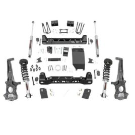 2019-2020 Ford Ranger Rough Country 6-Inch Suspension Lift Kit With Struts