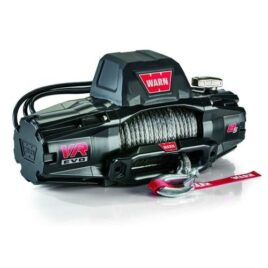 Warn 103251 VR EVO 8-S 8,000lb Winch with Synthetic Rope